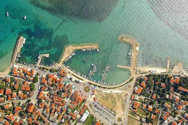 Pakostane Harbour