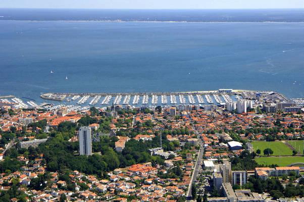 Arcachon Marina
