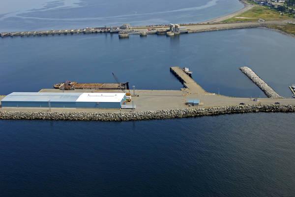Matane Marine Terminal Harbour