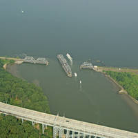 Harlem River Amtrak Swing Bridge