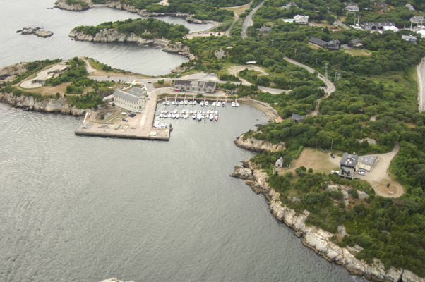 Fort Wetherill State Park Marina