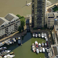 Chelsea Harbour Lock