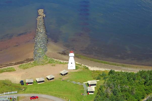 Caraquet Replica Lighthouse