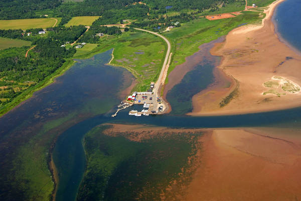 Tracadie Harbour
