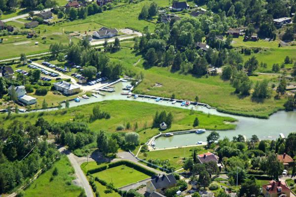 Arkoesund Nordanskog East Marina
