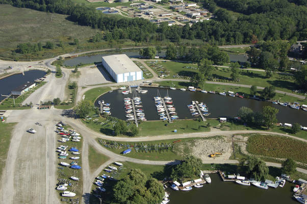 Mentor Lagoons Marina