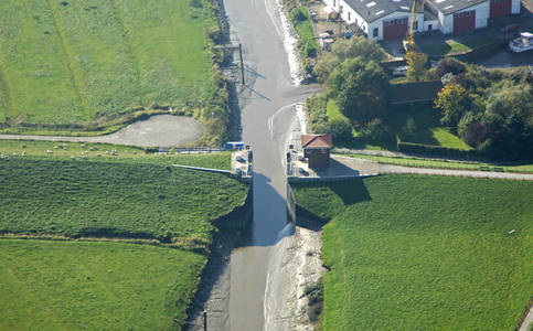 Freiburg Lock