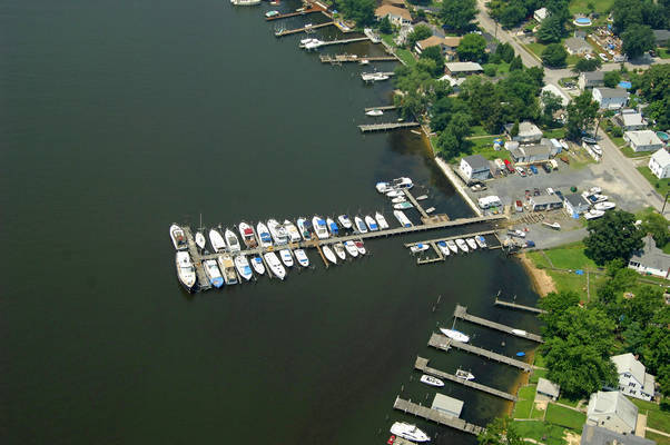 Blake's Bar Harbor Marina