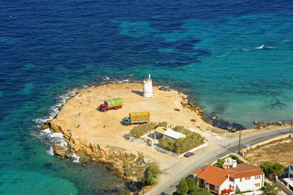 Akra Plakakia Lighthouse