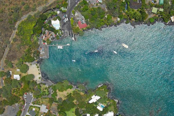 Keauhou Bay and Harbor