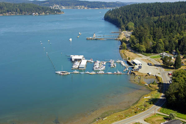 Deception Pass Marina