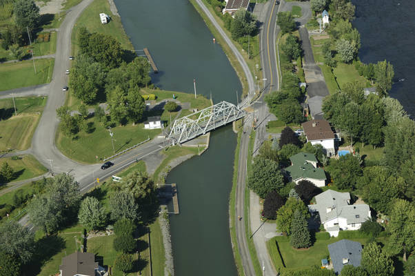 Pont Tournant Swing Bridge