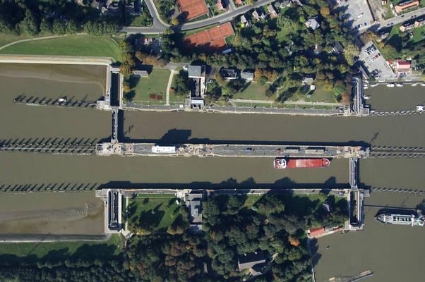 North-Baltic Sea New Lock