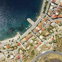 Eratini Town Harbor