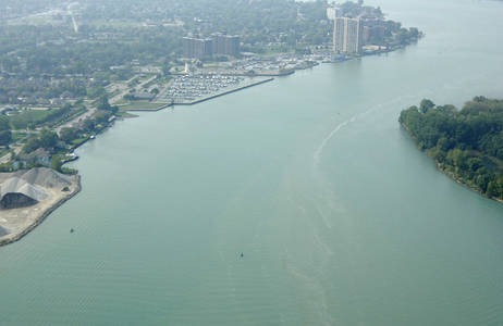 Detroit River North East Inlet