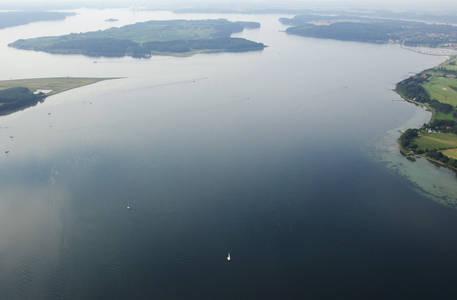 Gamborg Fjord Inlet