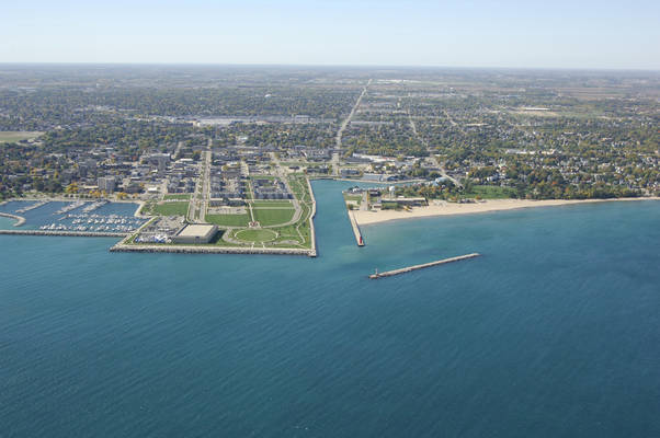 Kenosha Harbor in Kenosha, WI, United States - harbor Reviews - Phone Number - Marinas.com