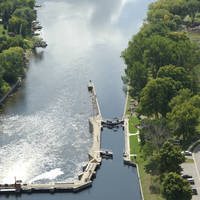 Trent Canal Lock 19