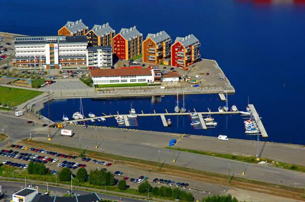 Hamnplan Marina