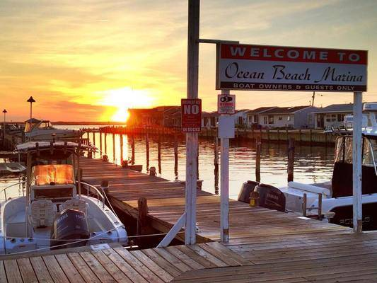 Ocean Beach Marine Center, Lavallette