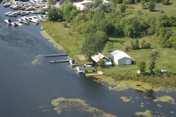 Merrickville Marina