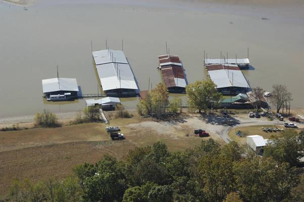 Lost Creek Boat Dock