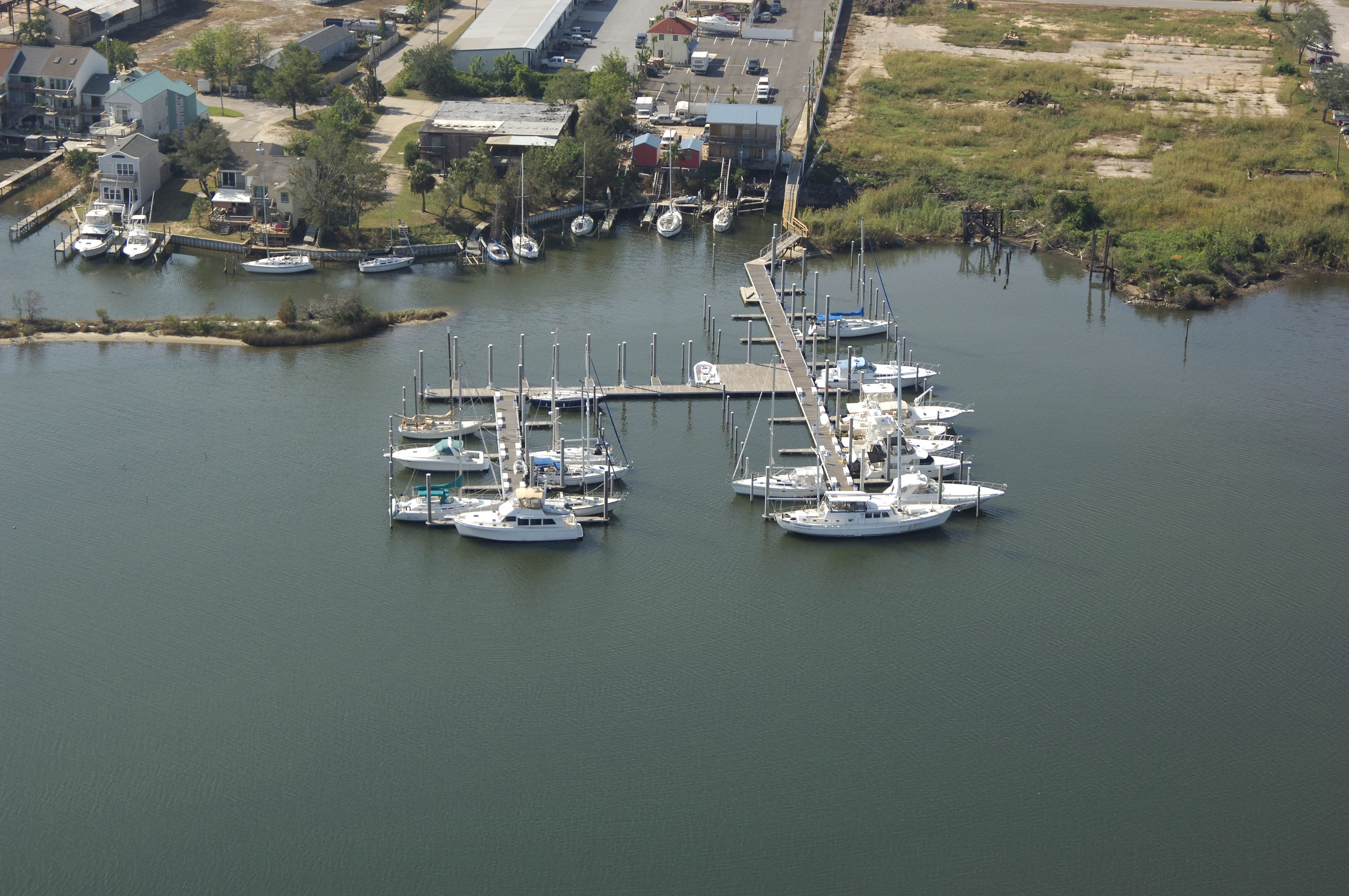 Palm Harbor Marina in Pensacola, FL, United States ...