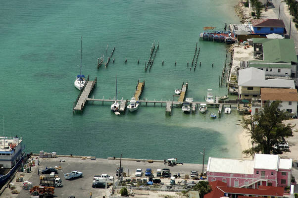 Weech's Bimini Dock