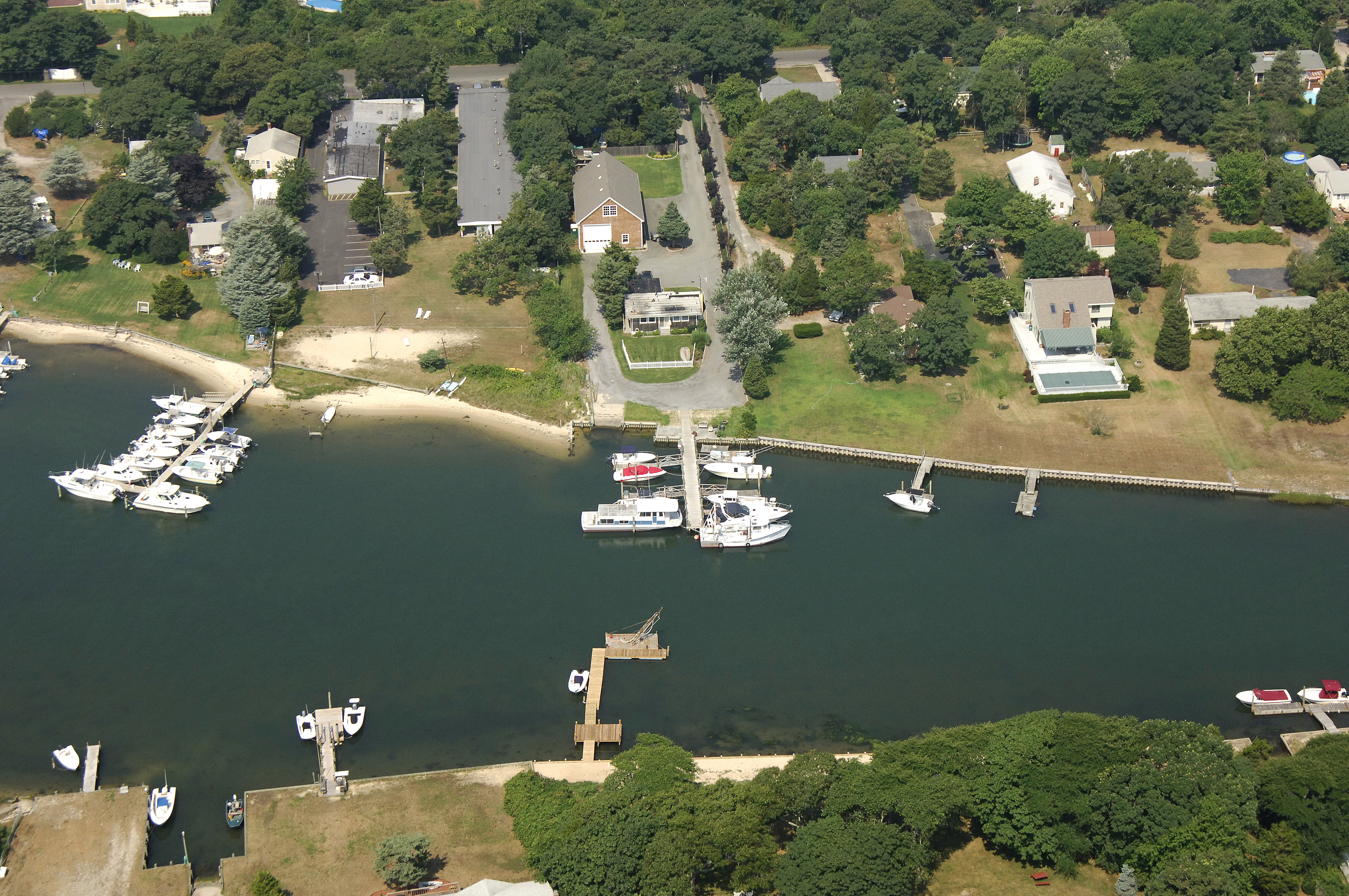 Hampton Bays Yacht Club In Hampton Bays, NY, United States