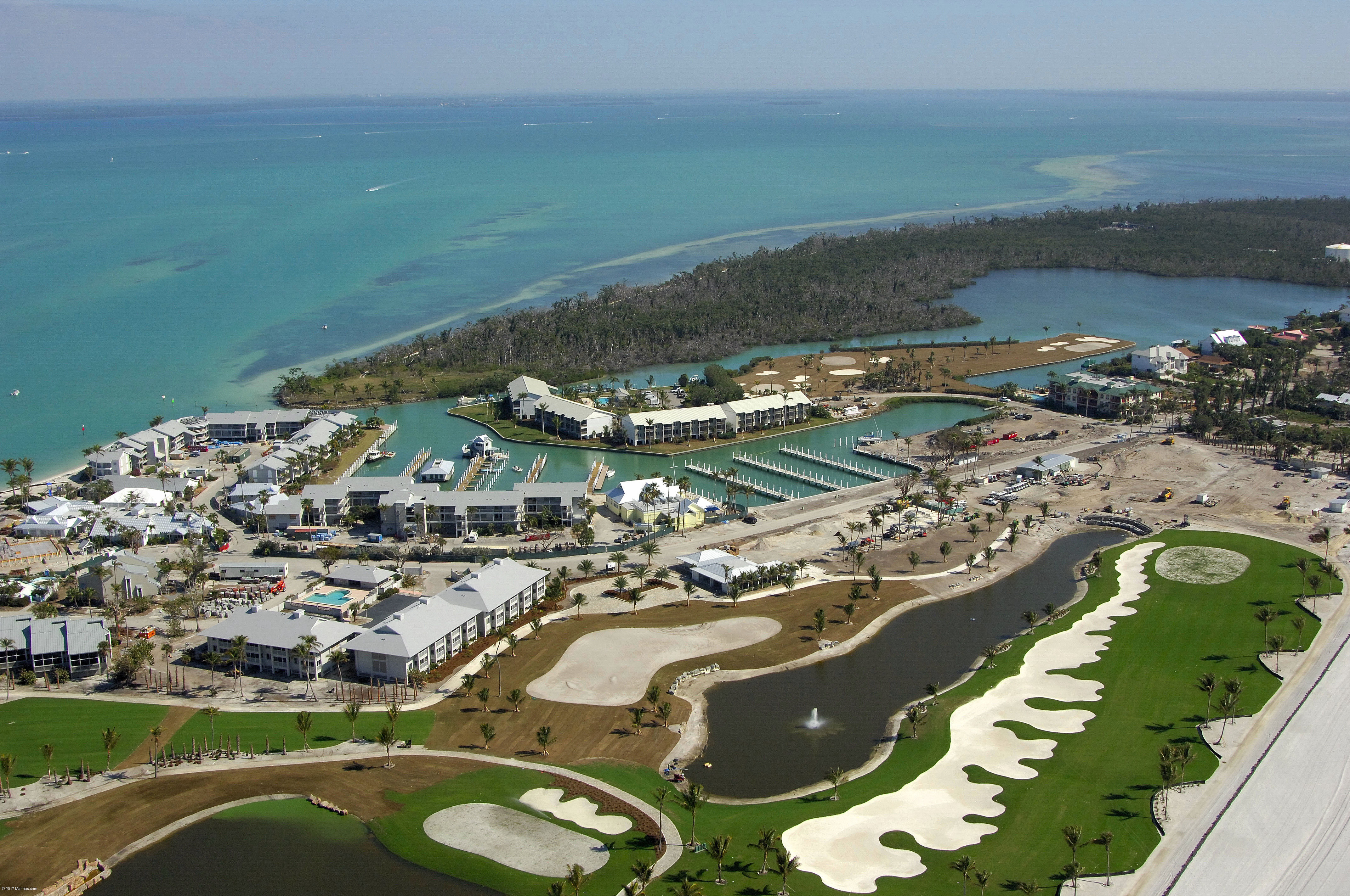 South Seas Island Resort Marina Captiva