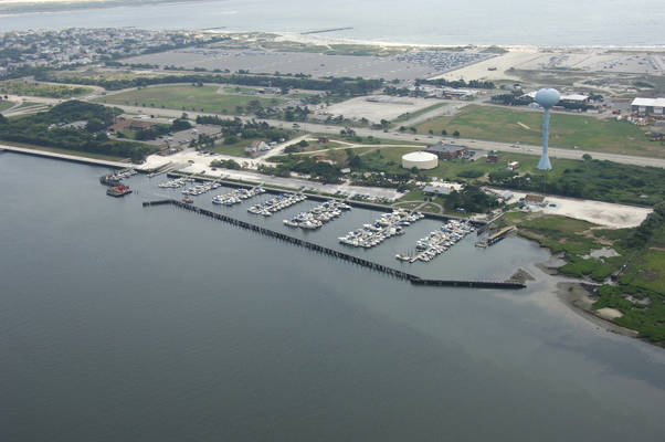 Hempstead Town Marina - West (Curtis E. Fisher Marina)