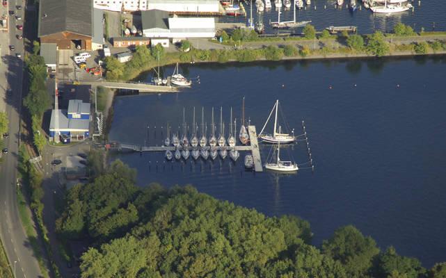 Britischer Yachtclub Kiel