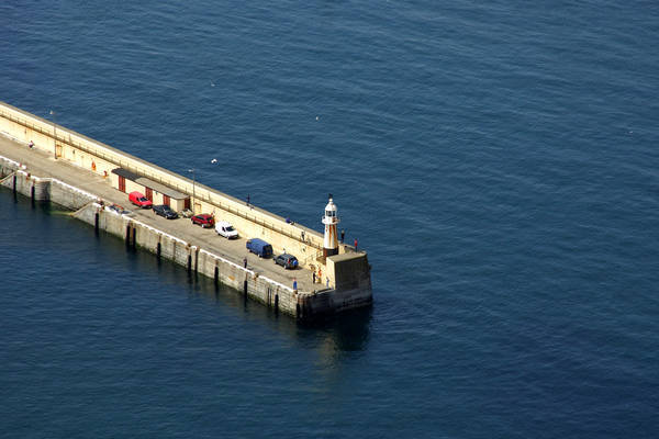 Peel Breakwater Light