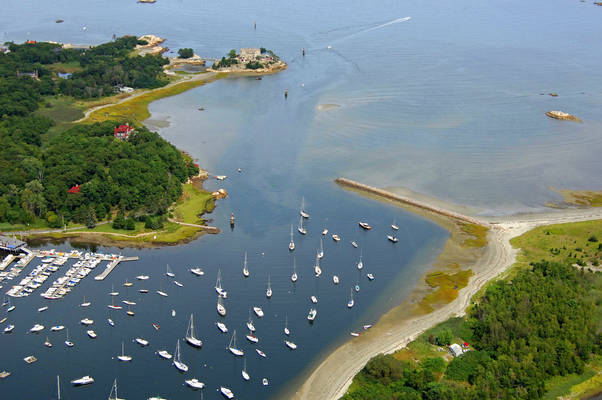 Cohasset Cove Inlet