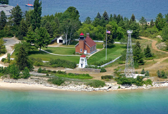 Little Traverse Light (Harbor Point Light)