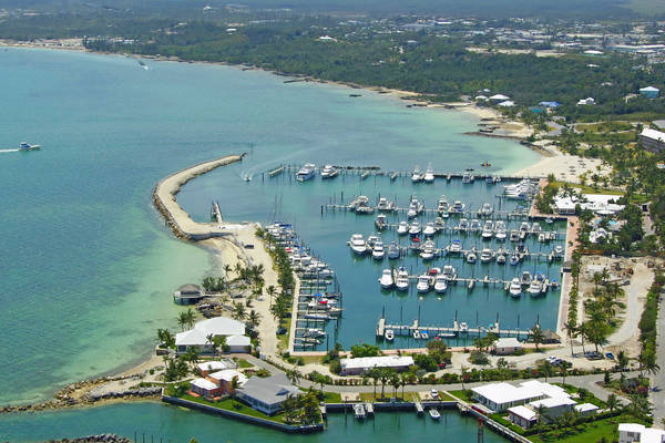 Abaco Beach Resort Marina