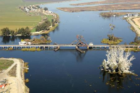 Middle River Rallroad Bascule Bridge