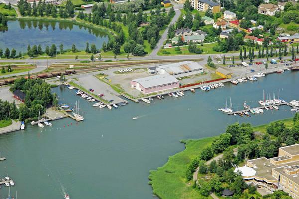 Uusikaupunki Suukarin Marina