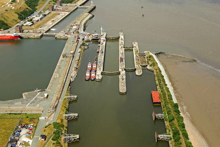 Eastham Locks