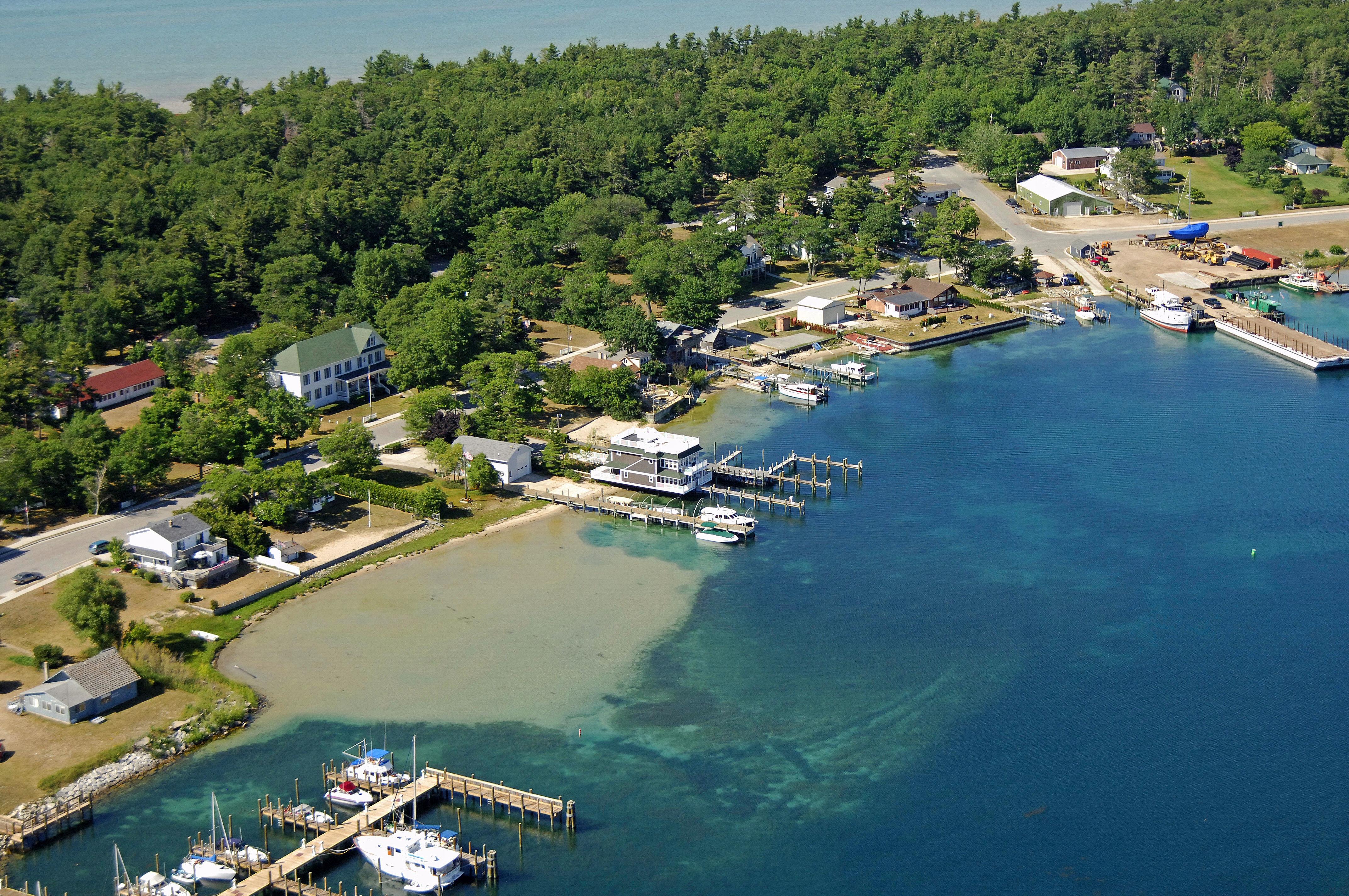 King Strang Hotel Beaver Island