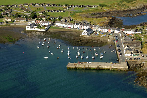 Isle of Whithorn Harbour
