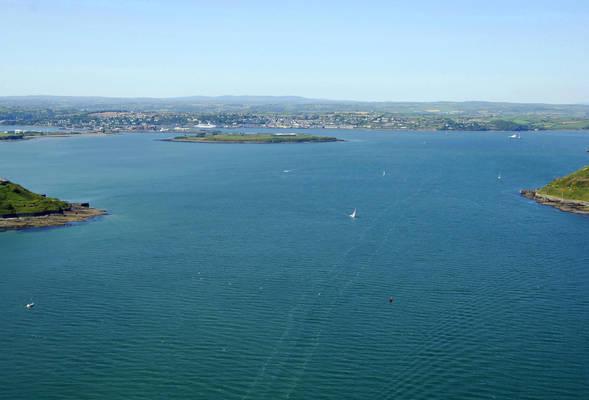 Cork Harbour Inlet