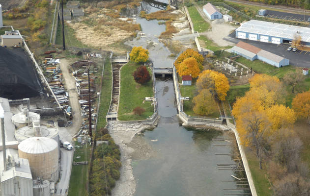 Fox River Lock 3