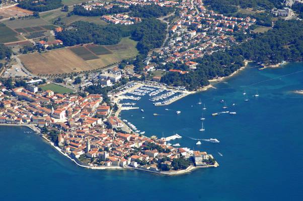 Porec Harbour