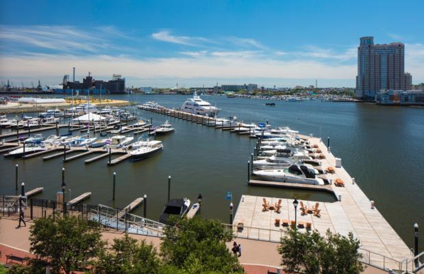 Harbor East Marina