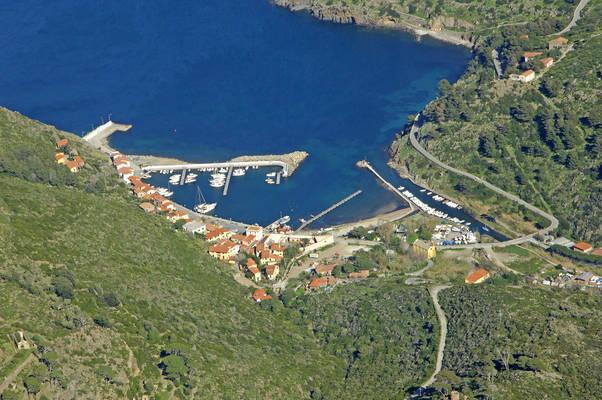 Porto Capraia Marina