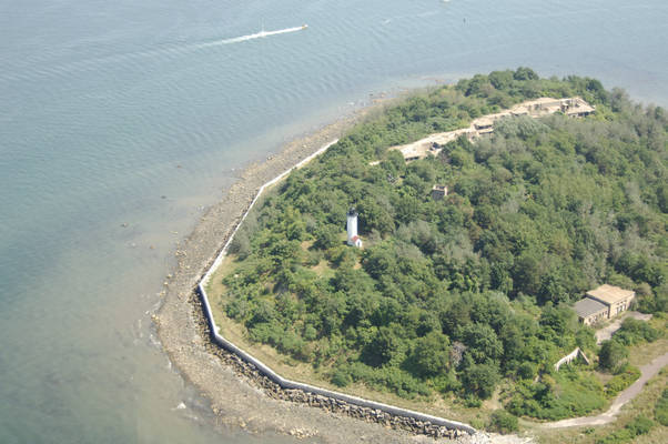 Long Island Head Light (Boston Inner Harbor Light)
