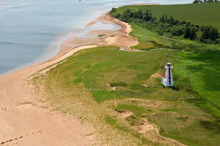 New London Range Rear Lighthouse