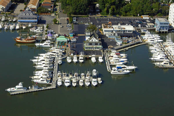 Rudee's Inlet Station Marina