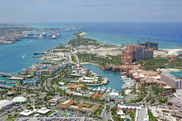 The Marina at Atlantis